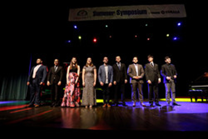 Yamaha Young Performing Artists Competition