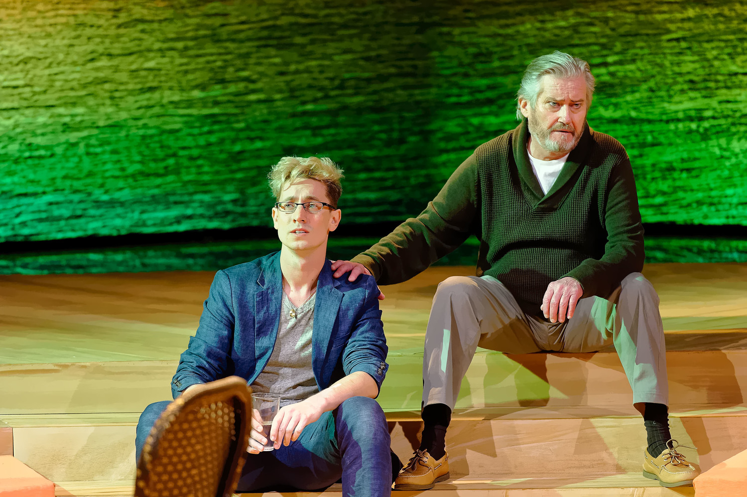 BWW Review: CREDITORS at Space Theatre, Adelaide Festival Centre