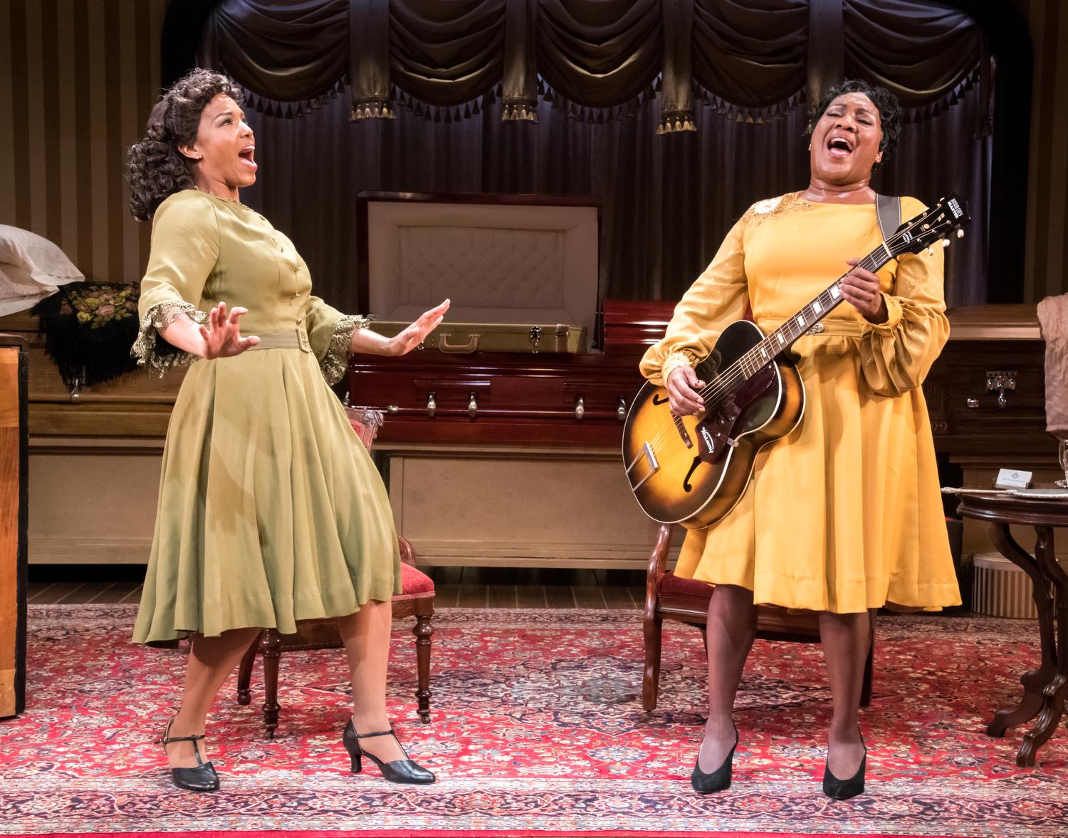 BWW Review: MARIE AND ROSETTA at Mosaic Theater Company
