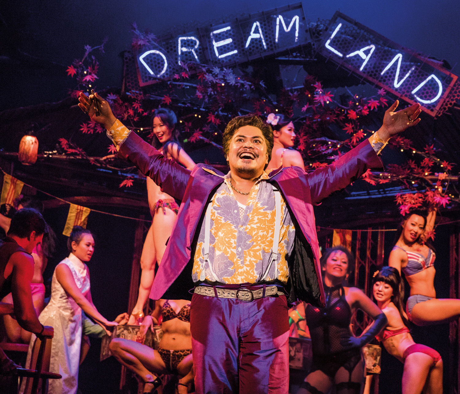 BWW Interview: MISS SAIGON'S Red Concepción Says this Grittier Version of the Show is Resonating with American Audiences