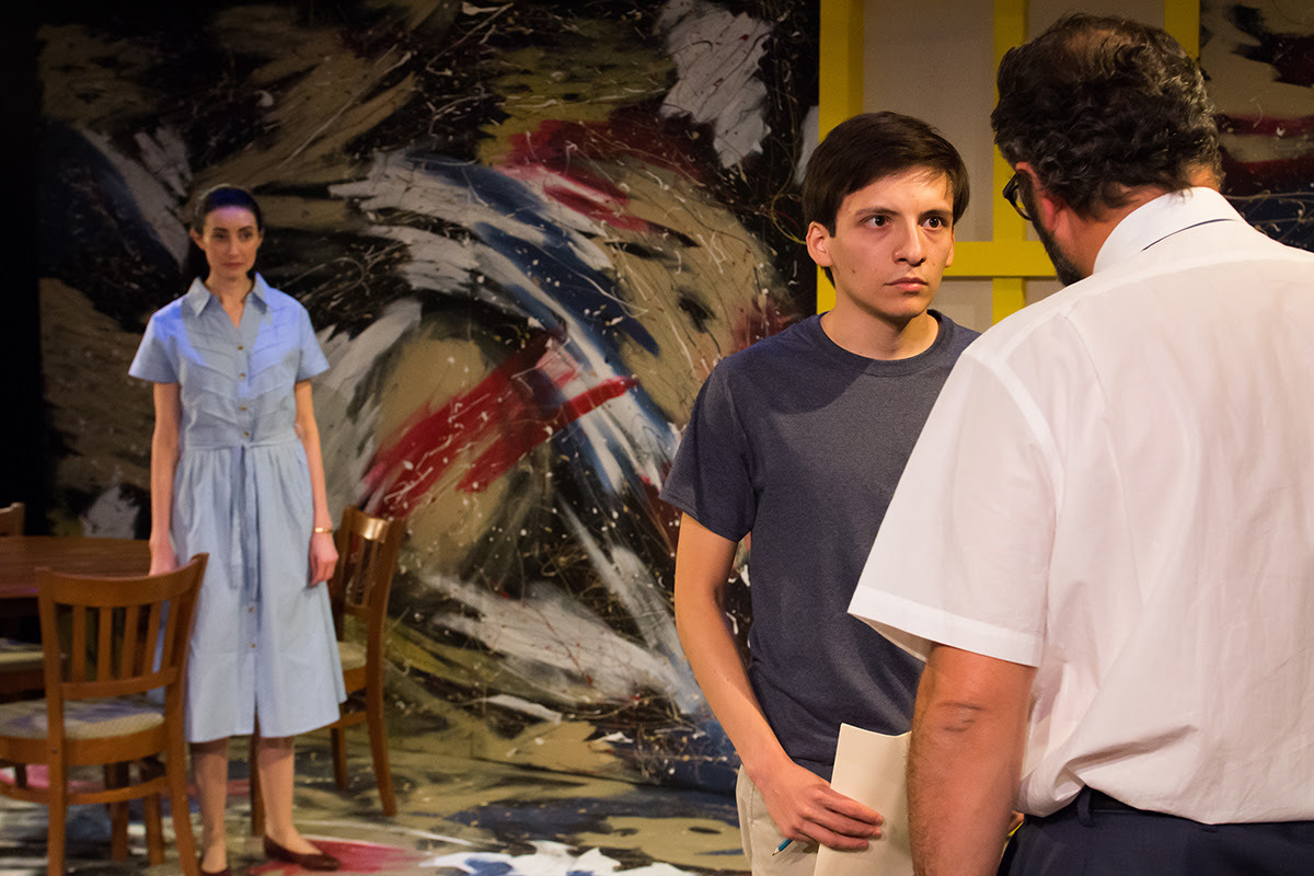 BWW Review: MY NAME IS ASHER LEV at Cherry Creek Theatre