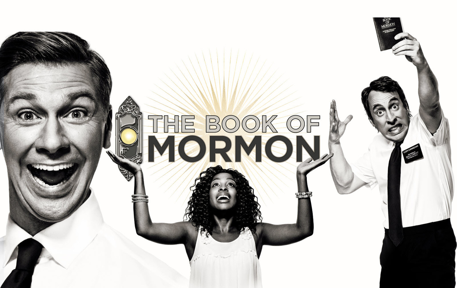 BWW Review: Swedish Production of THE BOOK OF MORMON at Chinateatern, Stockholm.