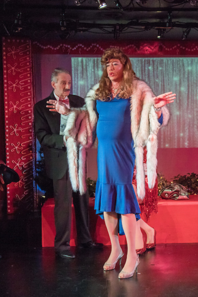 BWW Review: Desert Rose's TIME SQUARE ANGEL is Moving and Excellently Presented