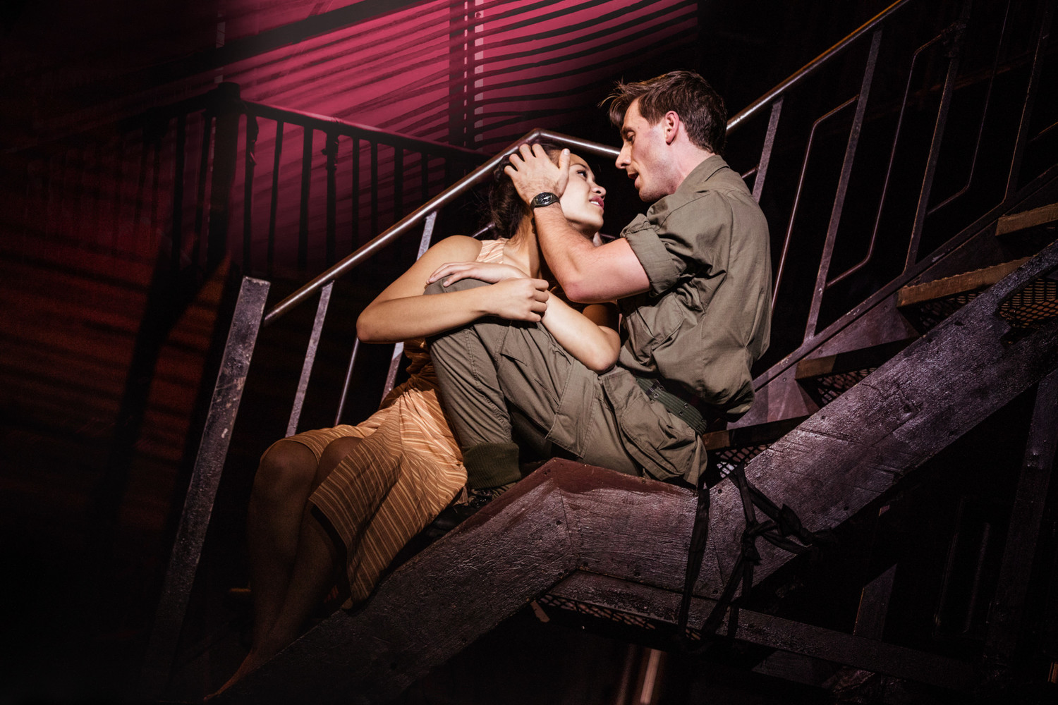 BWW Review: The U.S. Tour of MISS SAIGON Breathes New Life Into a Classic Musical
