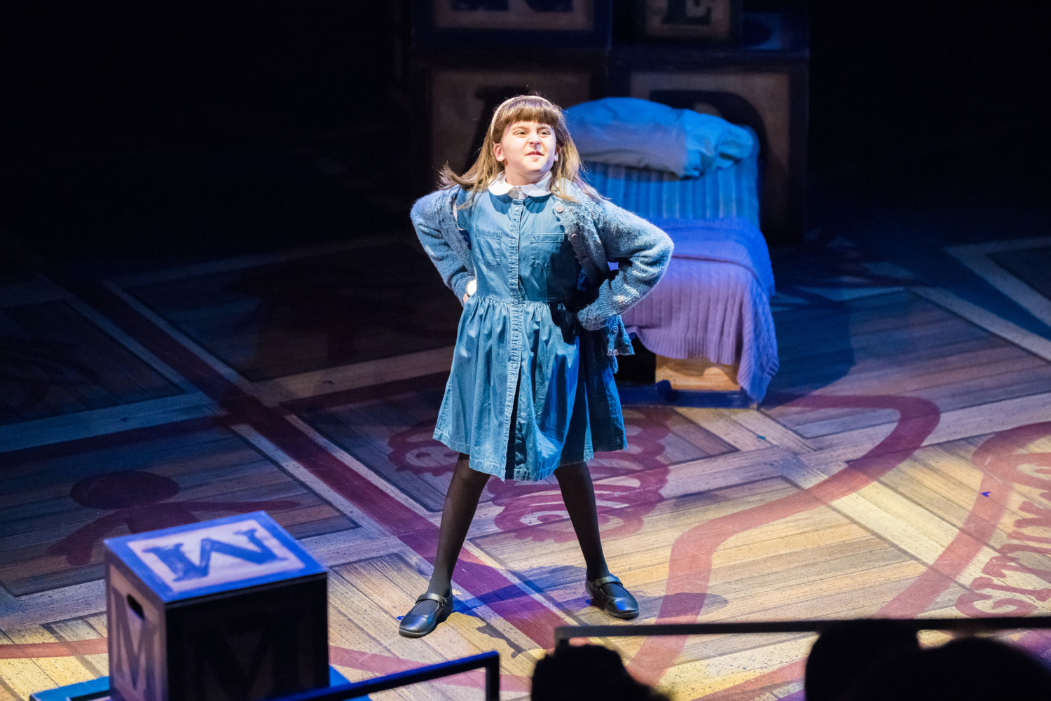 BWW Review: MATILDA Brings Big Magic to Milwaukee's FIRST STAGE