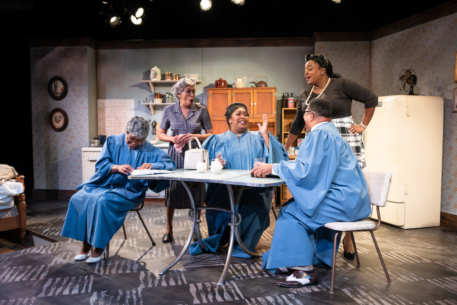 BWW Review: THE AMEN CORNER at Westcoast Black Theatre Troupe