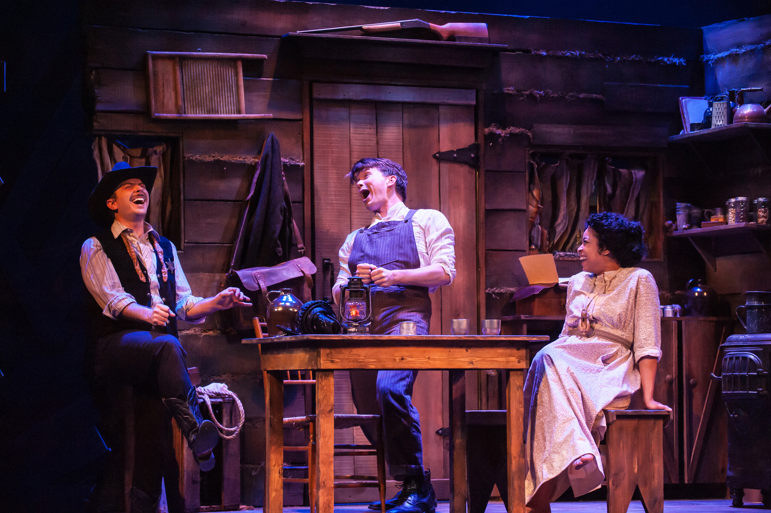 BWW Review: RIVER DITTY: AN AMERICAN FOLKTALE at Virginia Repertory Theatre (World Premiere)