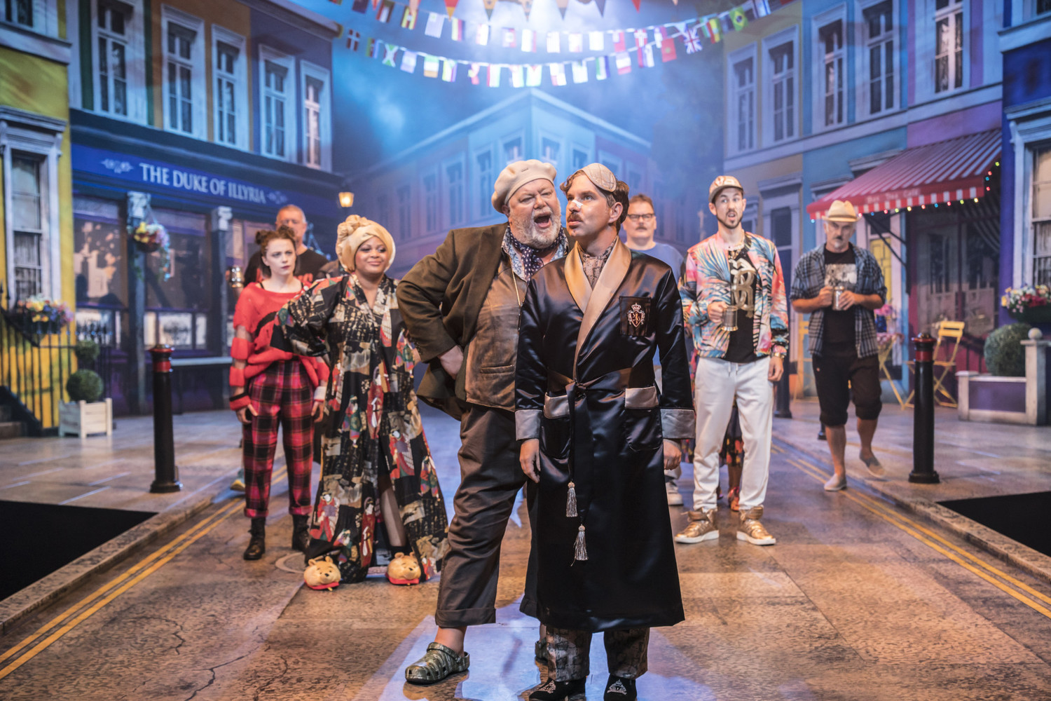 BWW Review: TWELFTH NIGHT, Young Vic