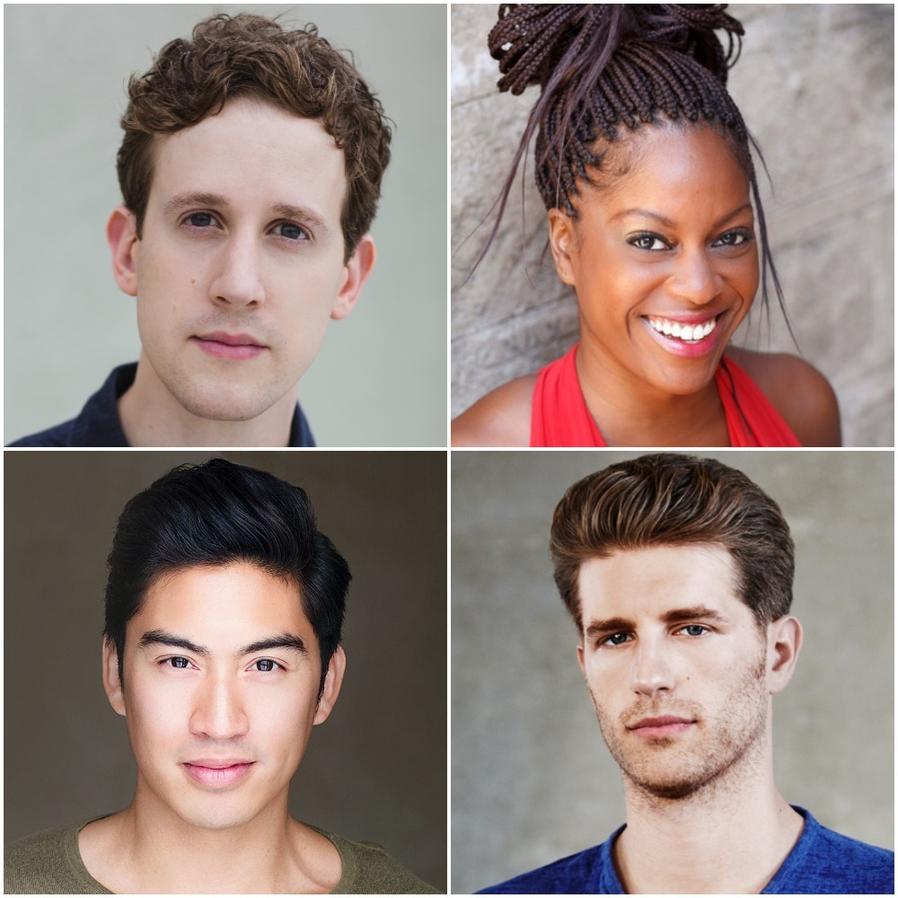 Devin Ilaw and Jonah Platt Complete Cast of Starring Buffalo's THE HUNCHBACK OF NOTRE DAME