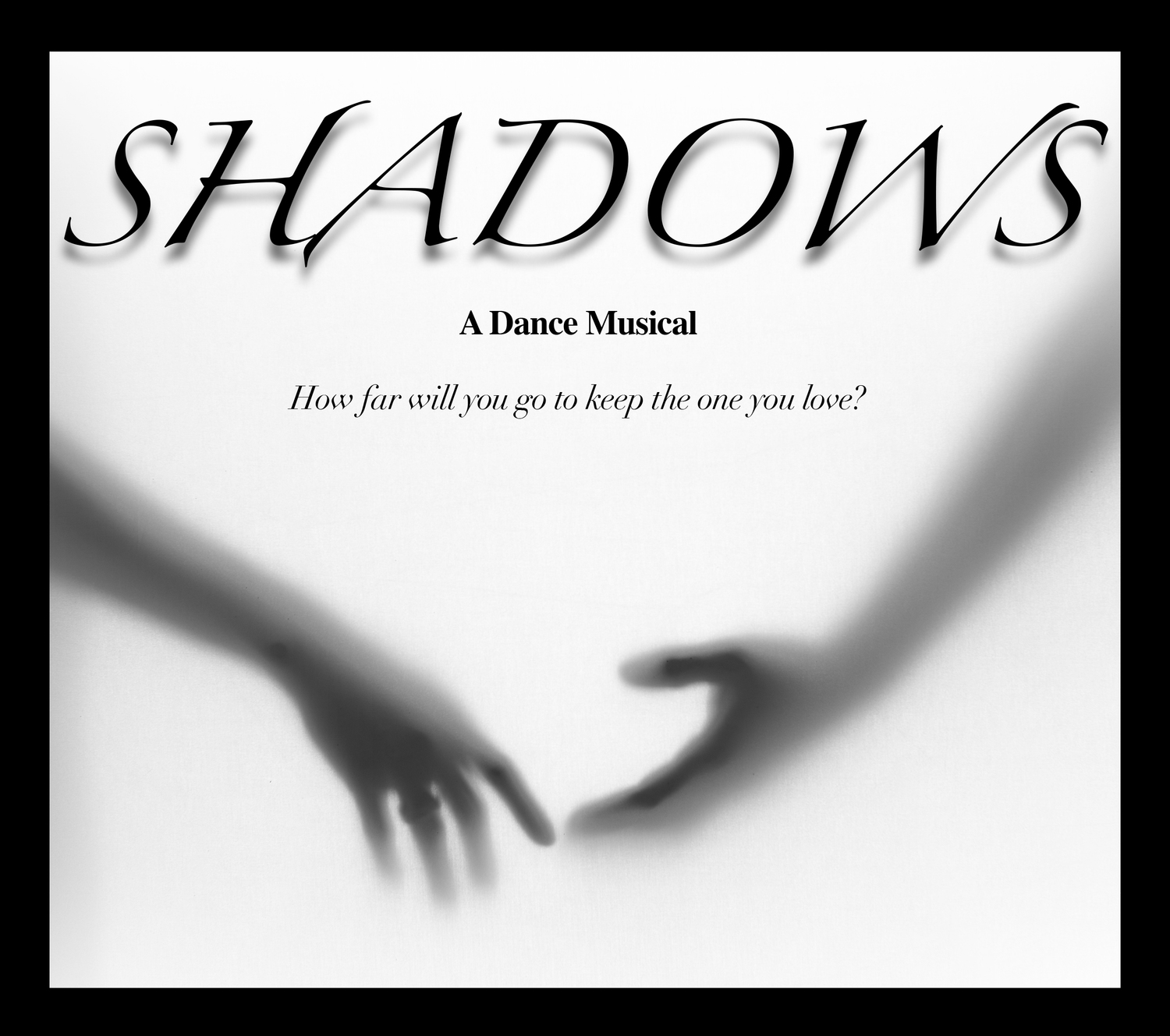 Tony Nominee Joey McKneely Presents SHADOWS, A New Dance Musical