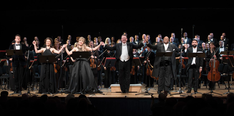 BWW Review: MARIA DI ROHAN at Washington Concert Opera