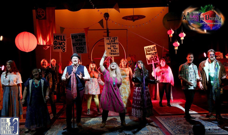 BWW Review: A TRIP ACROSS THE UNIVERSE, Bob Hope Theatre