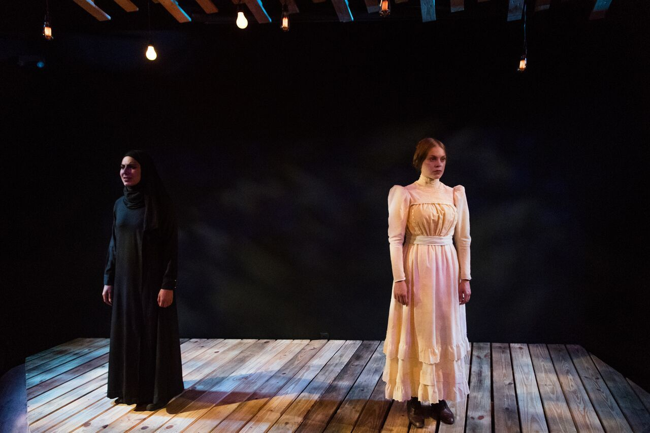 BWW Review: ECHOES at Urbanite Theatre