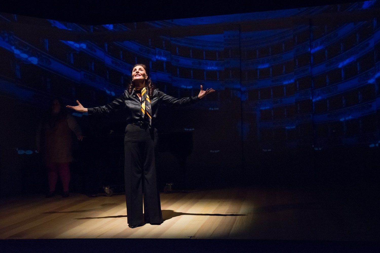BWW Review: Intense and Fiery Performance Makes Theatre Raleigh's MASTER CLASS Riveting