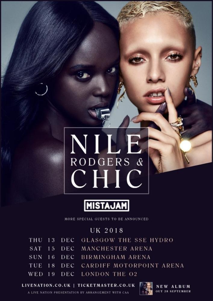 Nile Uk Tour