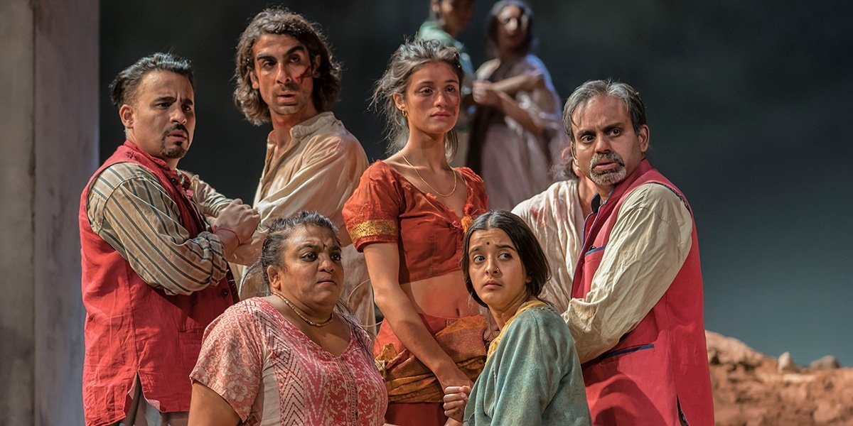 BWW Review: THE VILLAGE, Theatre Royal Stratford East