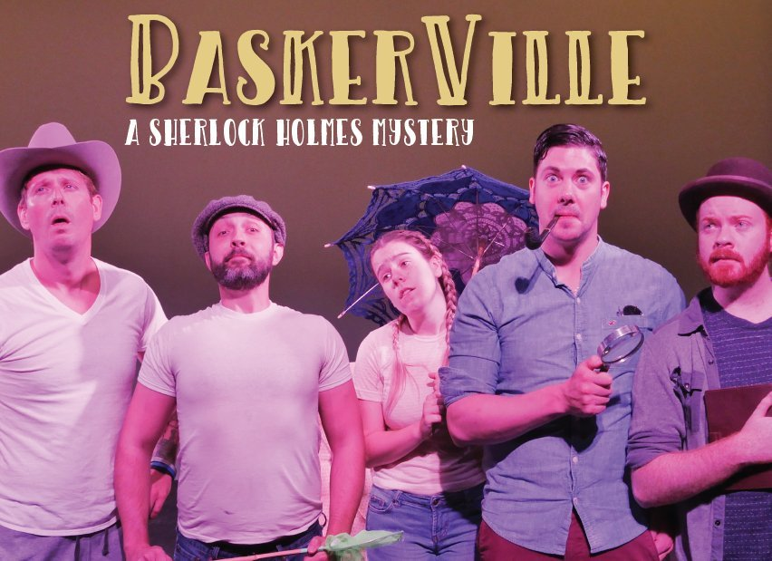 BWW Interview: Eric Niece of BASKERVILLE - A SHERLOCK HOLMES MYSTERY at The Riverbank Theatre says It's a Familiar Story turned into a Fantastic Comedy!