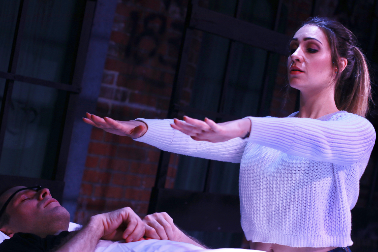 BWW Review: GRUESOME PLAYGROUND INJURIES at TheatreLAB: A Therapy Session Onstage... Of Sorts...