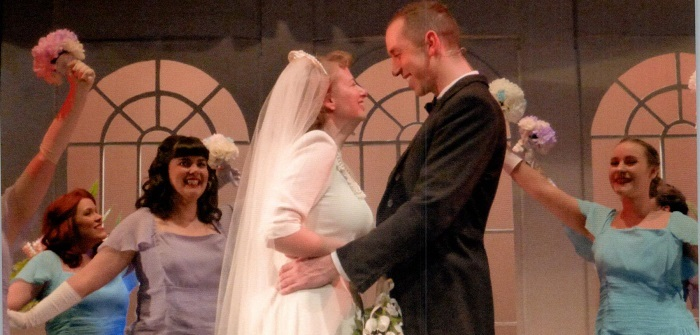 BWW Review: HOLIDAY INN at ARTS Theatre