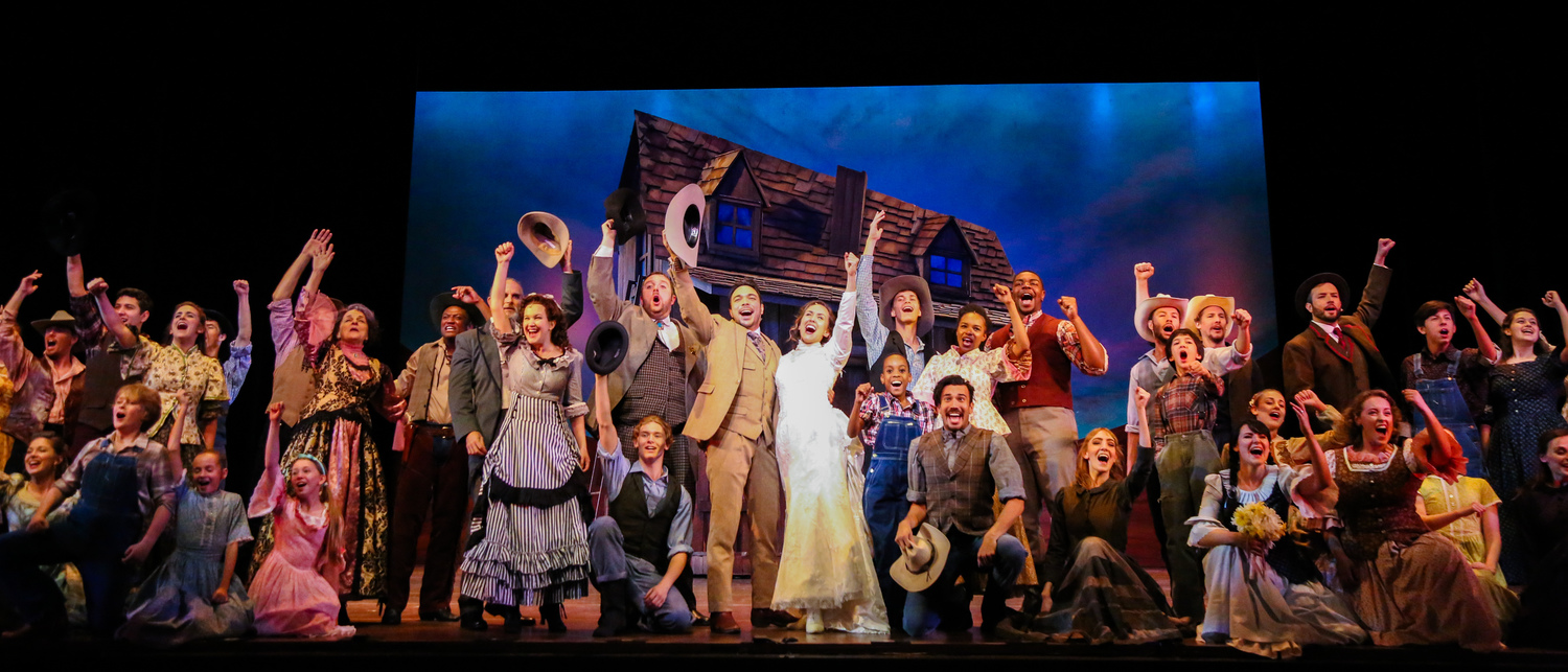 BWW Review: Theatre Under the Stars' 50th Anniversary Season Celebrates Houston As Home With OKLAHOMA