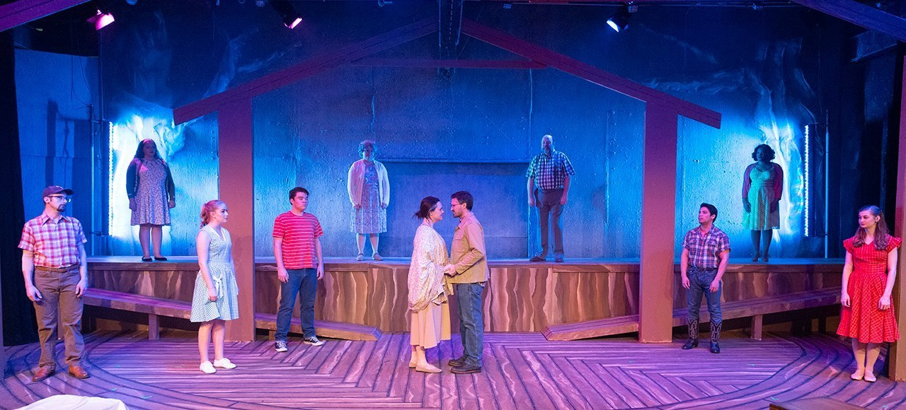 BWW Review: THE BRIDGES OF MADISON COUNTY at Players By The Sea