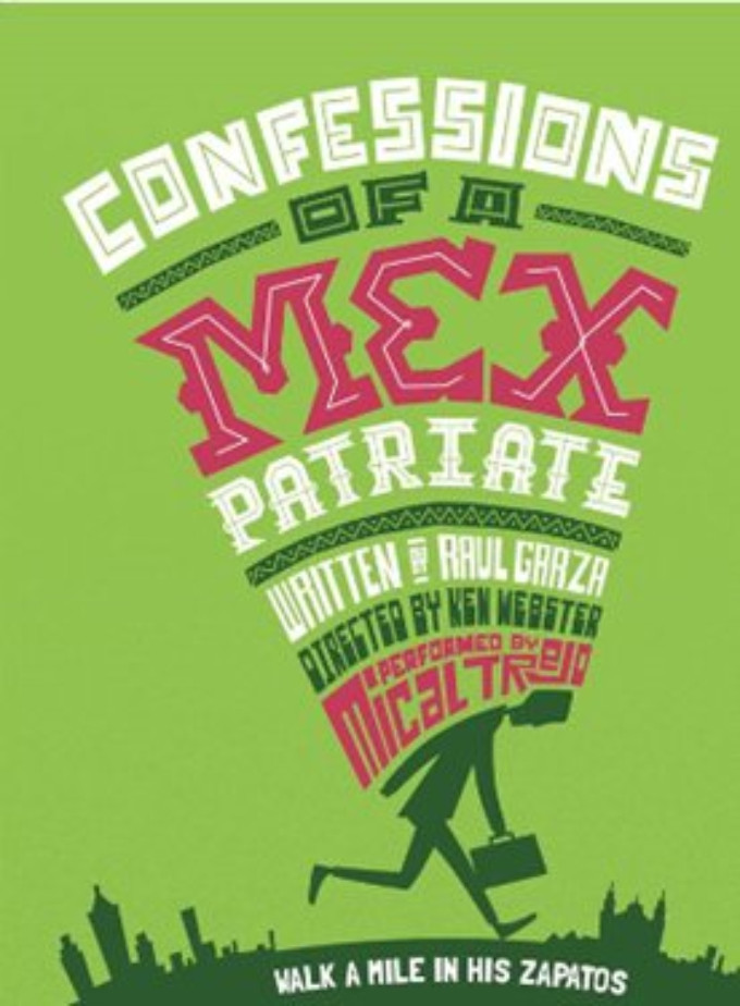 BWW Review: CONFESSIONS OF A MEXPATRIATE at Hyde Park Theatre