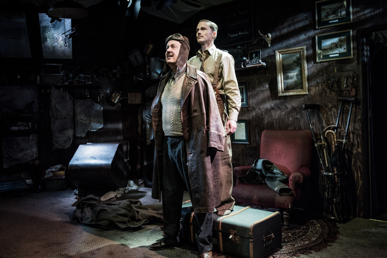 BWW Review: BILLY BISHOP GOES TO WAR, Jermyn Street Theatre