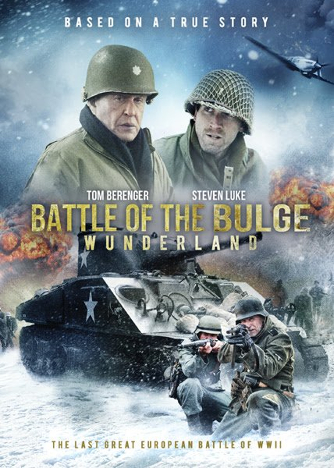 New Trailer For War Pic THE BATTLE OF THE BULGE: WUNDERLAND