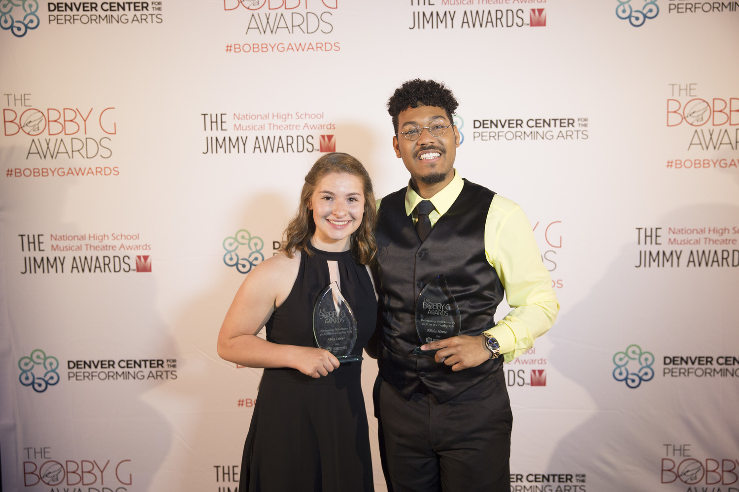 BWW Interview: Q&A with Bobby G Award Winners Abby Lehrer and Elisha Horne