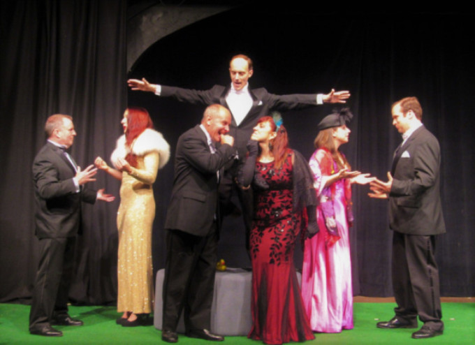 BWW Review: A COMEDY OF TENORS at Granite Theatre