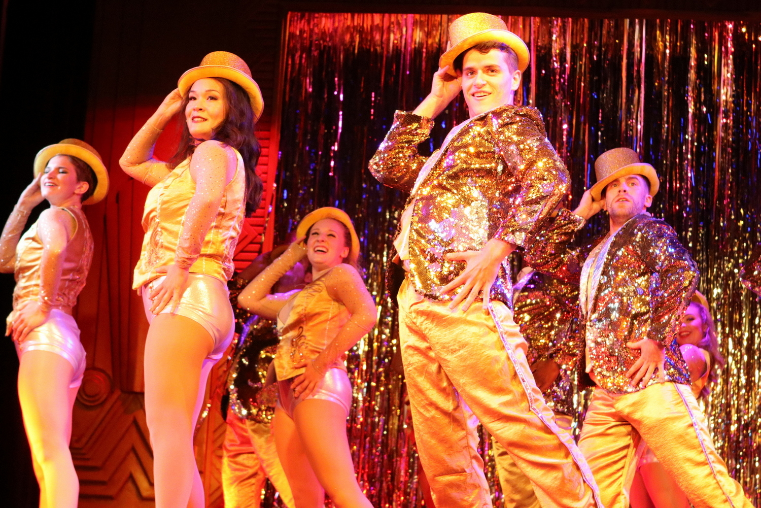 BWW Review: A CHORUS LINE at Ivoryton Playhouse