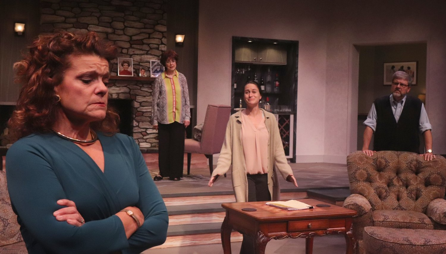 BWW Review: OTHER DESERT CITIES at The Chatham Playhouse