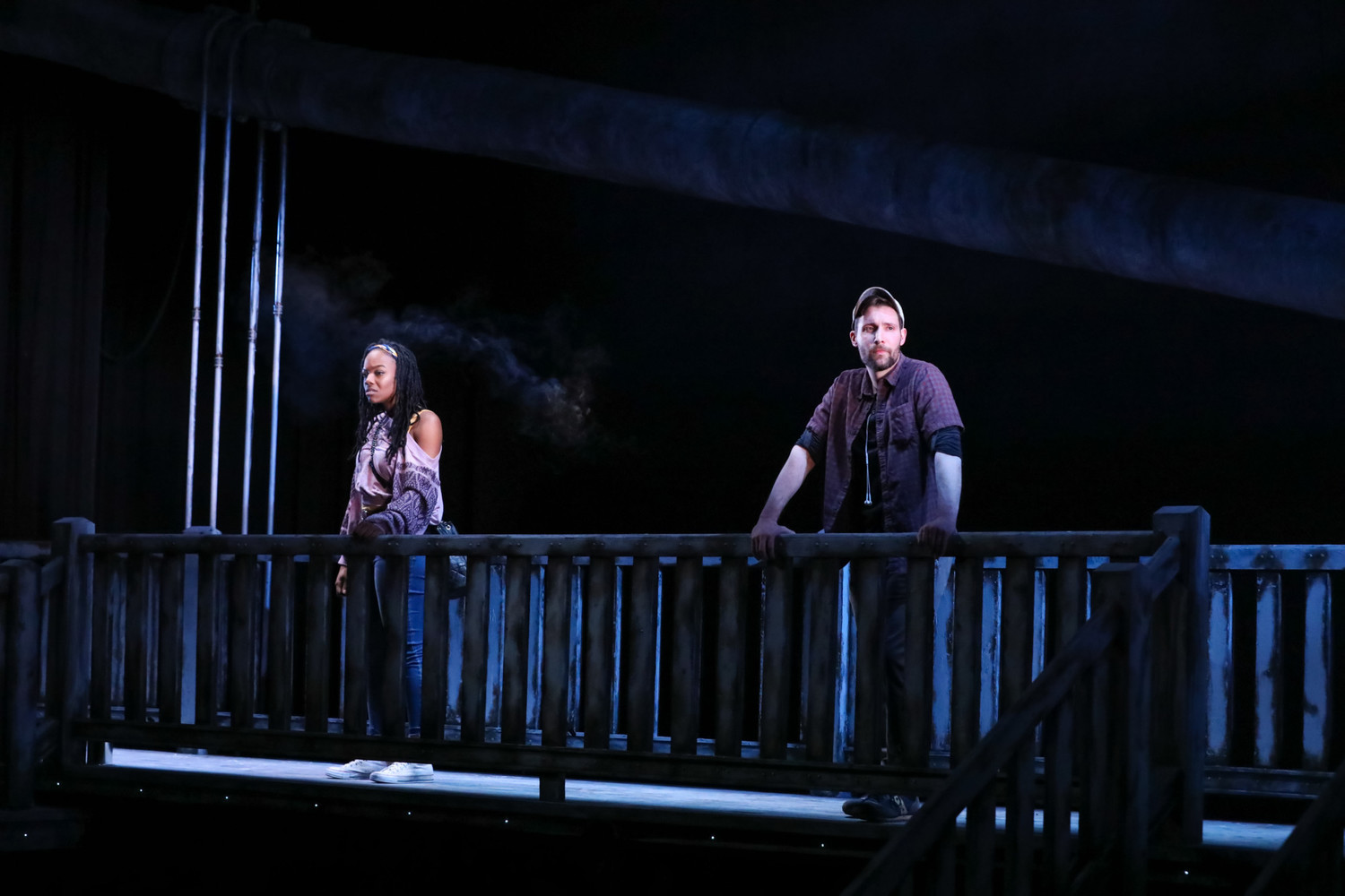 BWW Review: Exquisite Storytelling Makes the PlayMakers' World Premiere of Charly Simpson's JUMP a Must-See