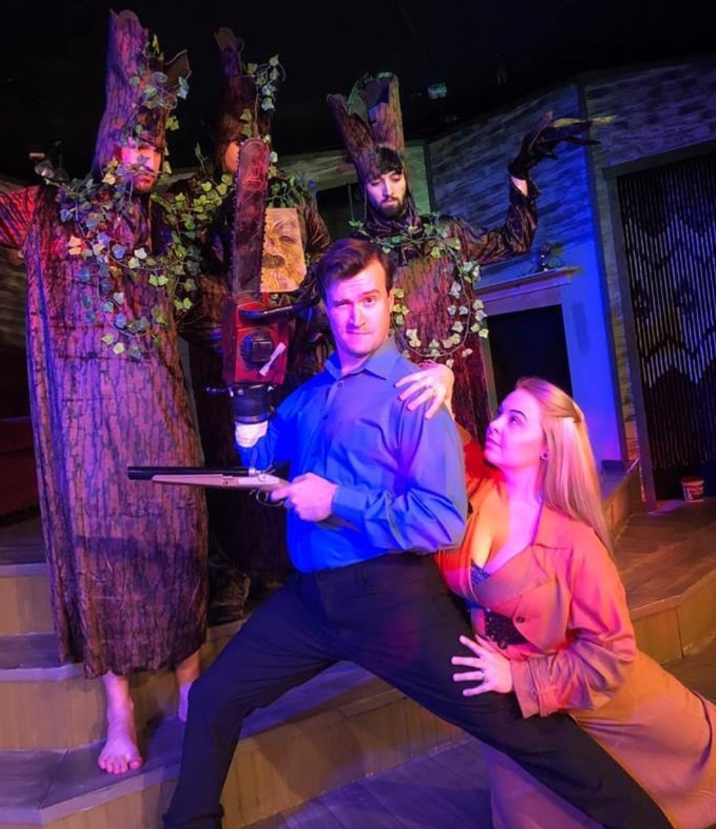 BWW Review: EVIL DEAD THE MUSICAL camps out at Obsidian Theater
