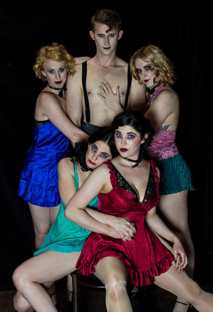 BWW Review: Come to the CABARET at Obsidian Theater