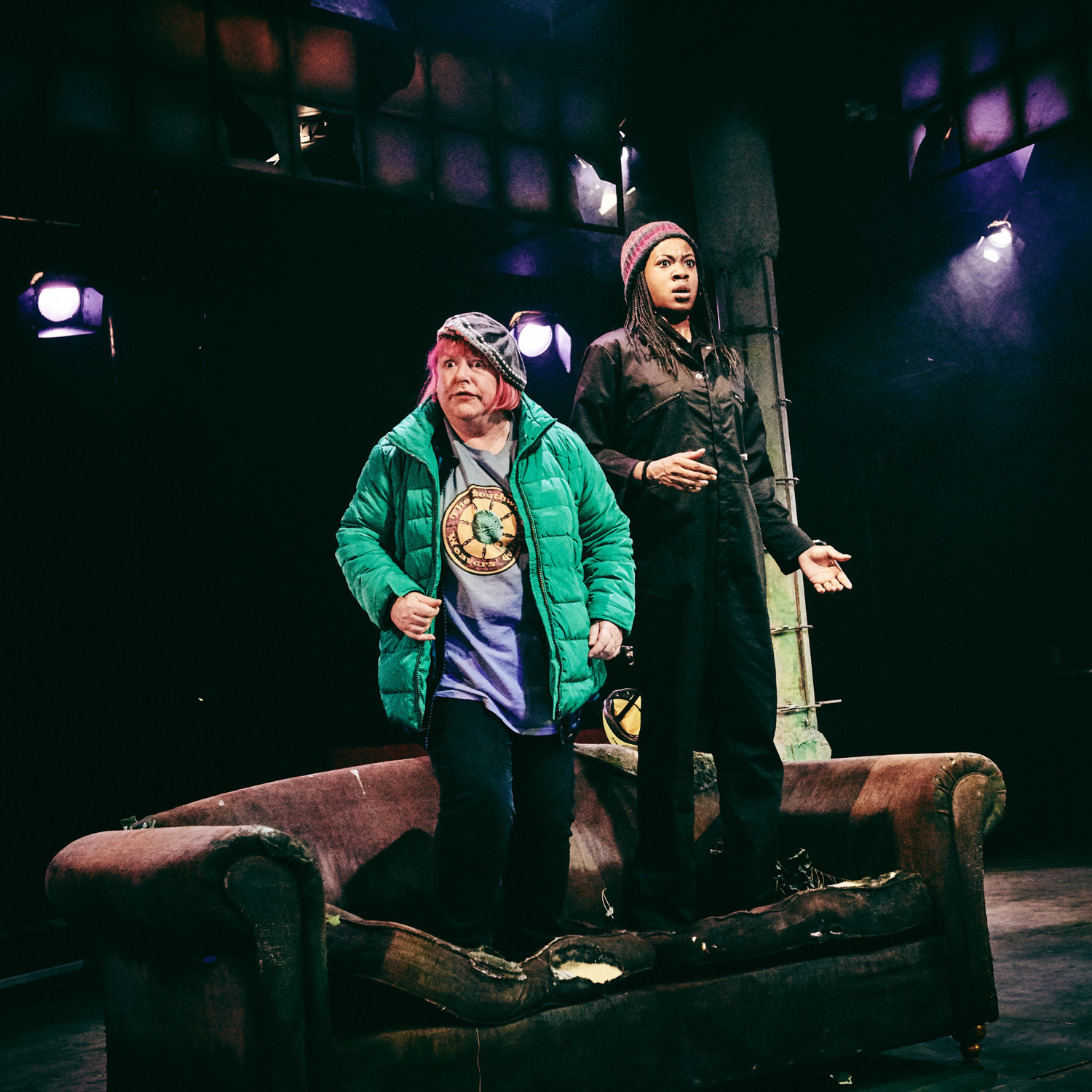 BWW Review: A MIDSUMMER NIGHT'S DREAM, Tobacco Factory Theatres