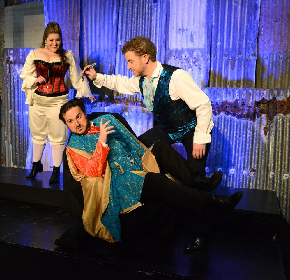 BWW Review: THE BARBER OF SEVILLE at Thomas Edmonds Opera Studio