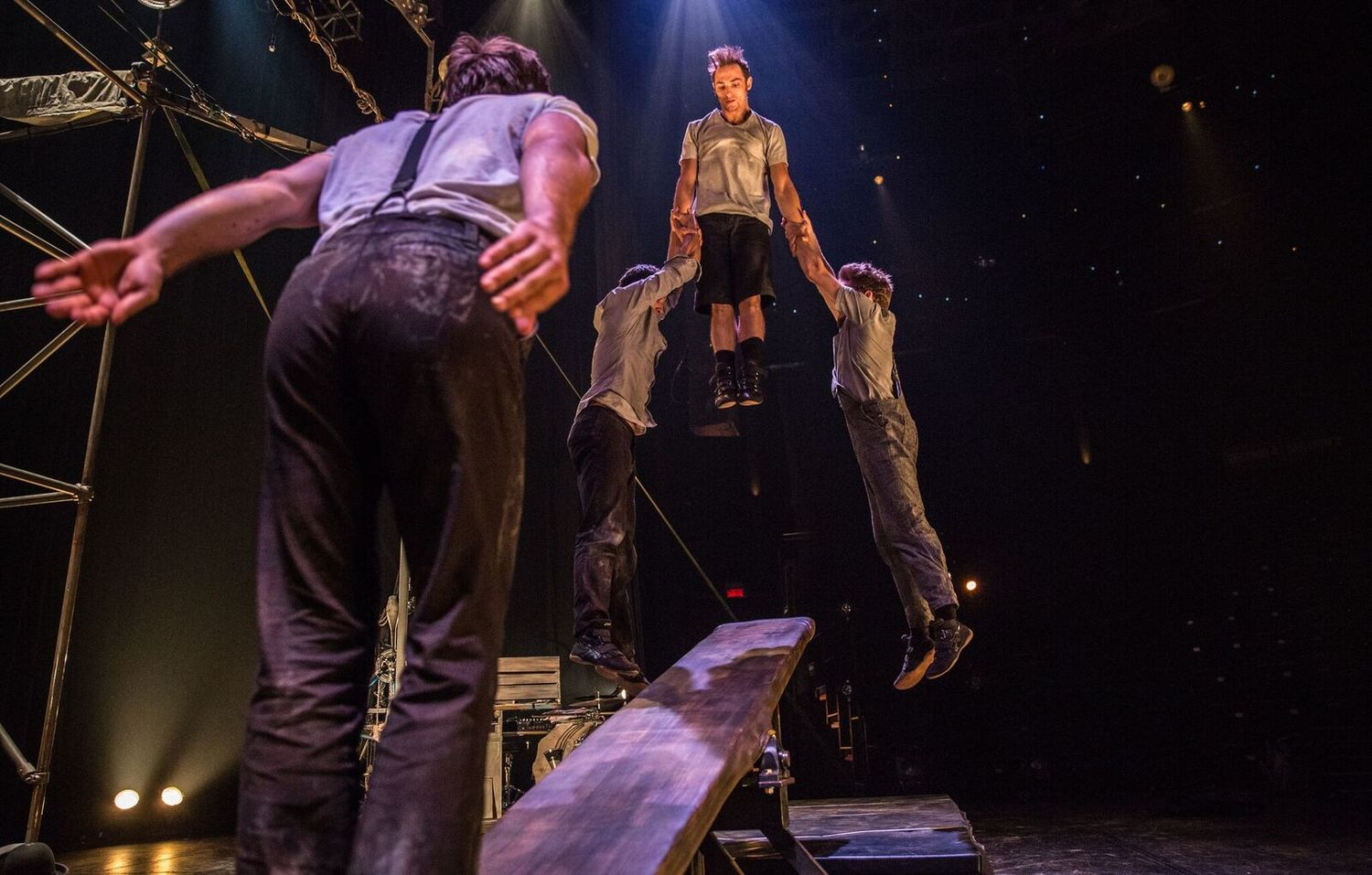 BWW Interview: Machine de Cirque Founder, Vincent Dubé, On Bringing Award-Winning Circus from Quebec to the New 42nd Street New Victory Theater This Fall!