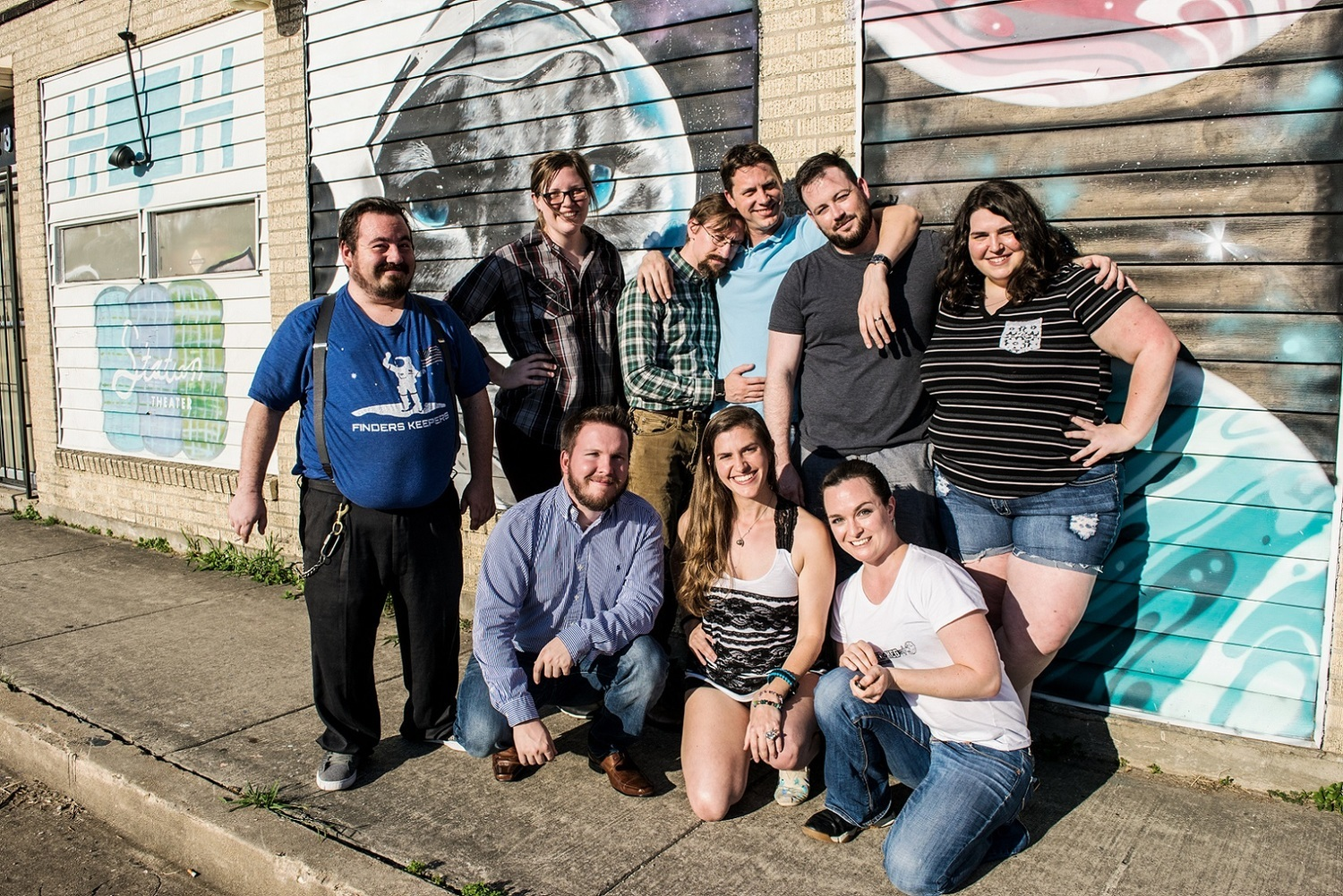 Powderkeg Productions Presents Sketch Comedy