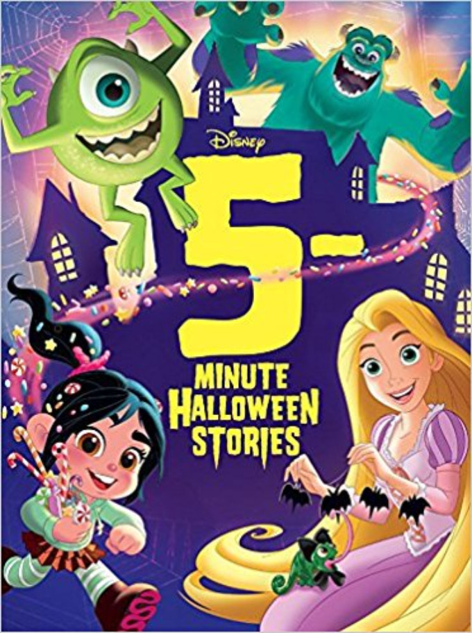BWW Review: Disney's 5 MINUTE HALLOWEEN STORIES