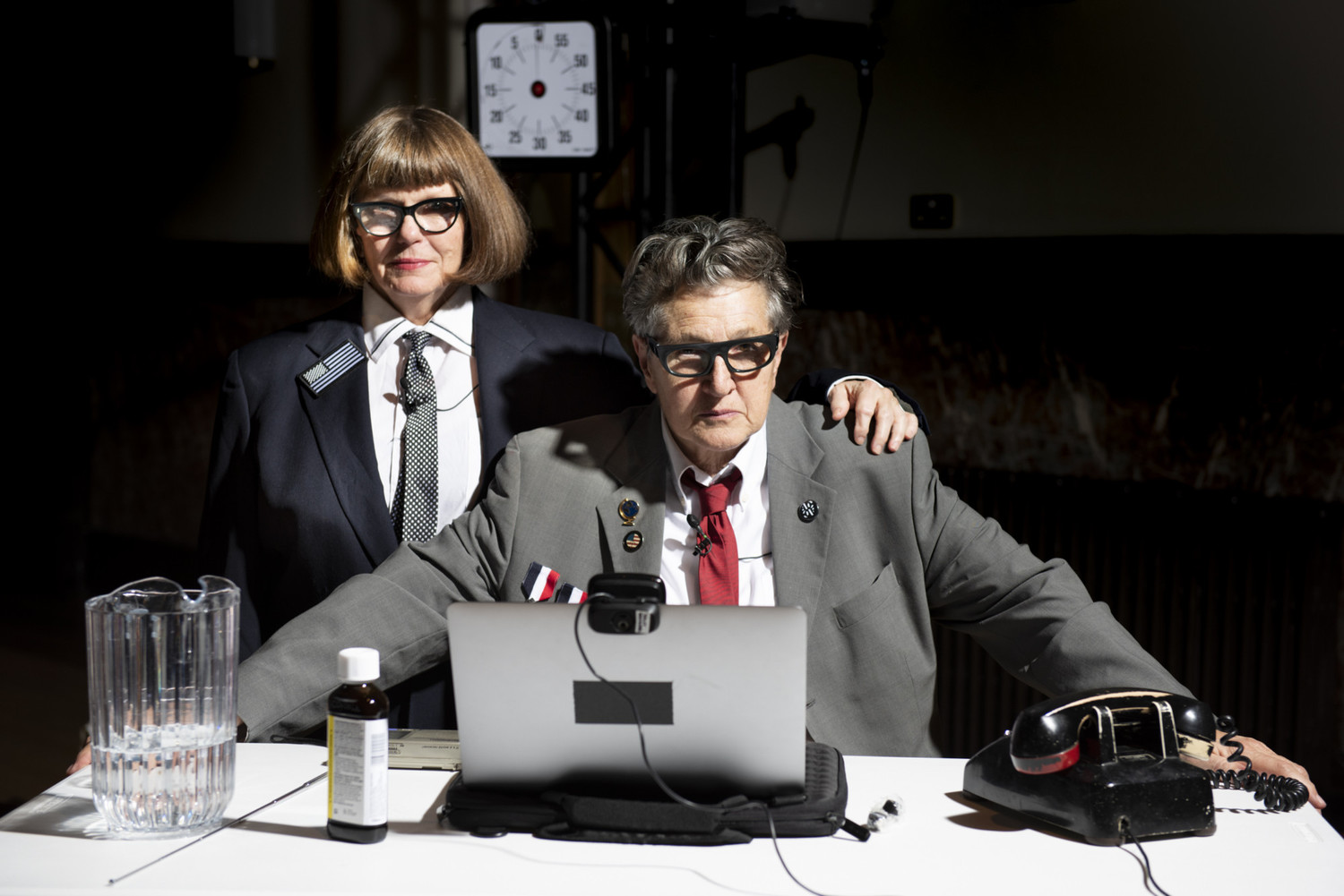 BWW Review: Enter the Situation Room with UNEXPLODED ORDNANCES (UXO) at Guthrie's Dowling Studio