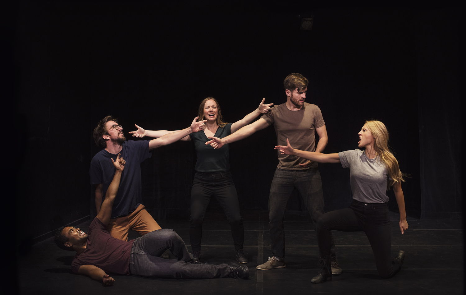 BWW Review: THE ADVENTURES OF TOM SHADOW is a Fairy Tale Gone Hilariously Awry