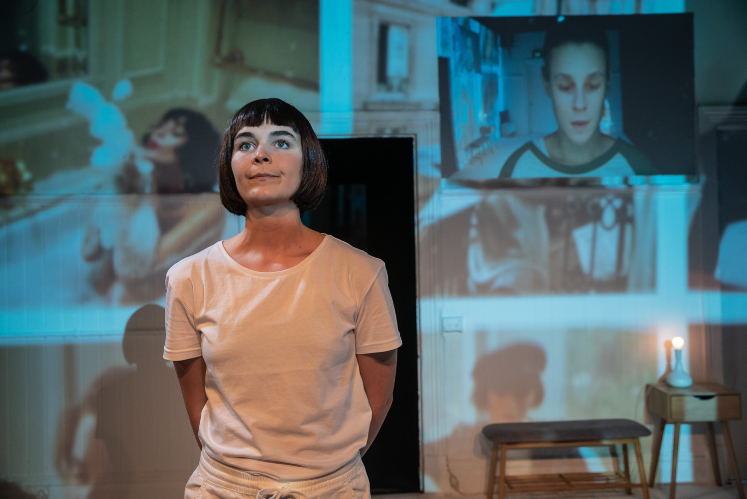BWW Review: THE DOUBLE at The Blue Room