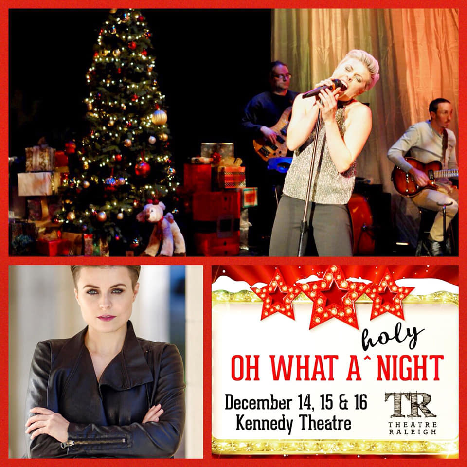 BWW Review: Theatre Raleigh's OH WHAT A HOLY NIGHT Concert Showcases Local Talent