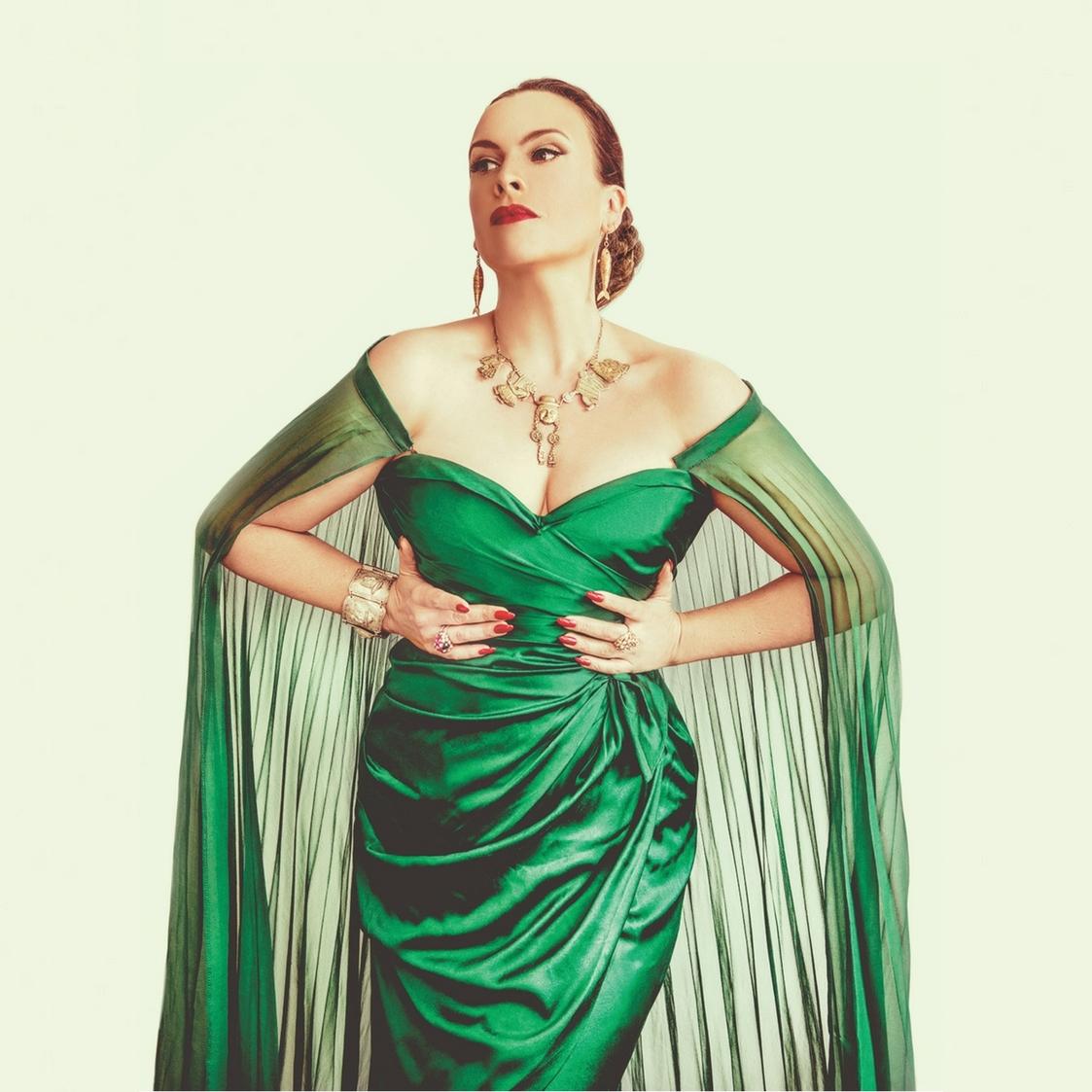 BWW Review: ADELAIDE CABARET FESTIVAL 2018: YMA SUMAC - THE PERUVIAN SONGBIRD: ALI MCGREGOR, at Dunstan Playhouse, Adelaide Festival Centre
