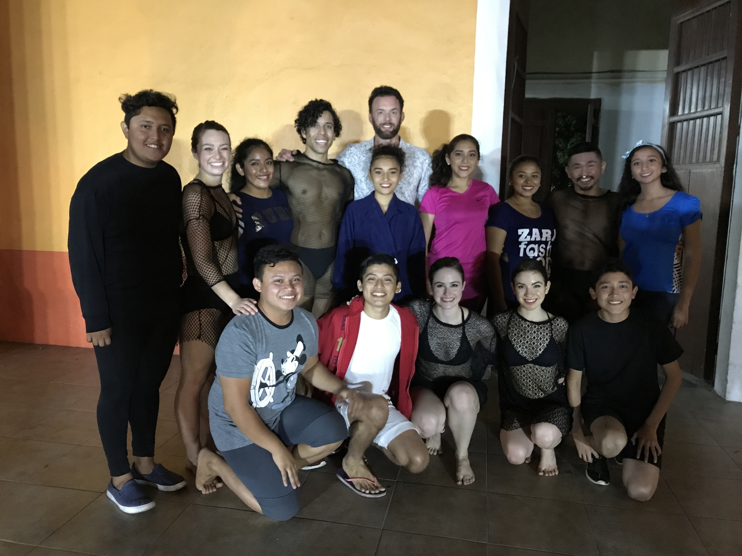 Guest Blog: Eryc Taylor Dance in Mexico - Day #4