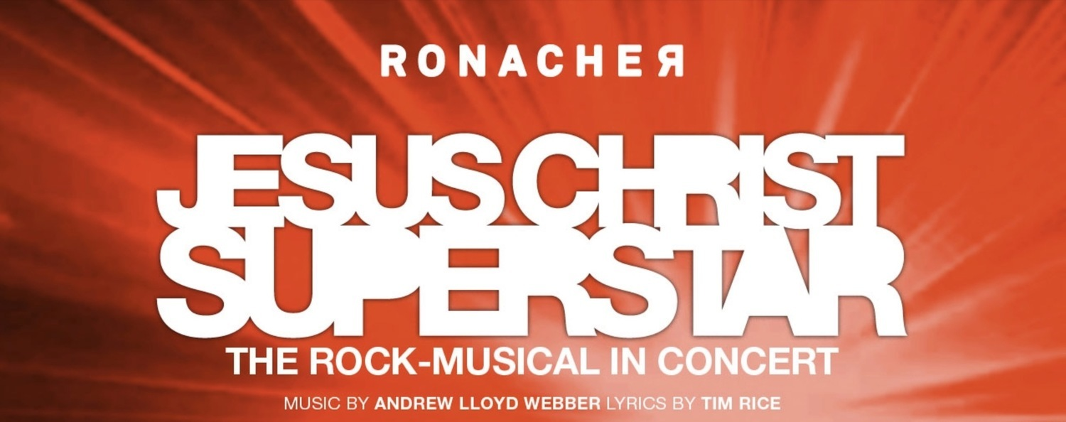 Concert of JESUS CHRIST SUPERSTAR to be performed at Vienna's Ronacher Theatre