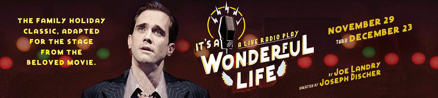BWW Review: IT'S A WONDERFUL LIFE: A LIVE RADIO PLAY at Mile Square Theatre Hoboken