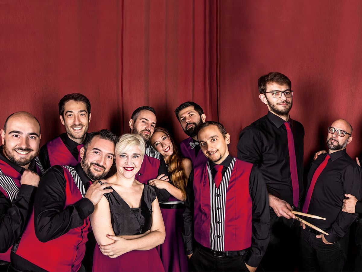 BWW Review: R.E.D. IL MUSICAL DI NATALE TOTALMENTE IMPROVVISATO al Parioli Thatre Club