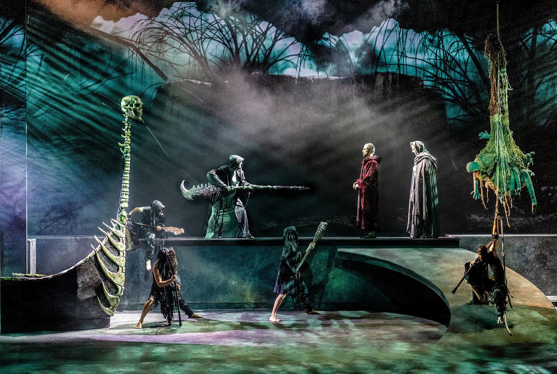 BWW Review: LA DIVINA COMMEDIA OPERA MUSICAL al Teatro Brancaccio